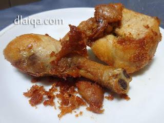 Ayam Goreng Sederhana ala Rika
