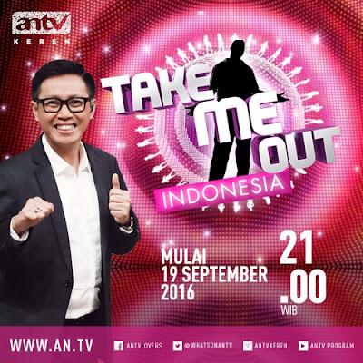 Biodata Lengkap Dewan Cinta Take Me Out Indonesia