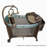 Boks Bayi CocoLatte CL127BNS LifeStyle Baby Nursery System