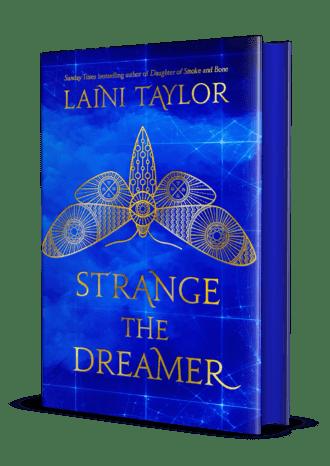 Laini taylor books in order