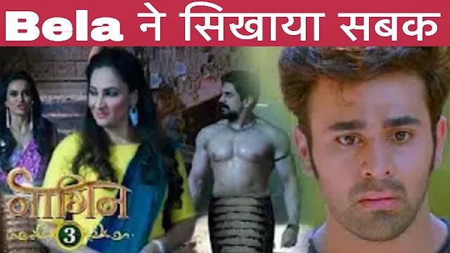 Naagin 3 Spoiler Update : Bela preserves naagmani in her most precious commodity Mahir