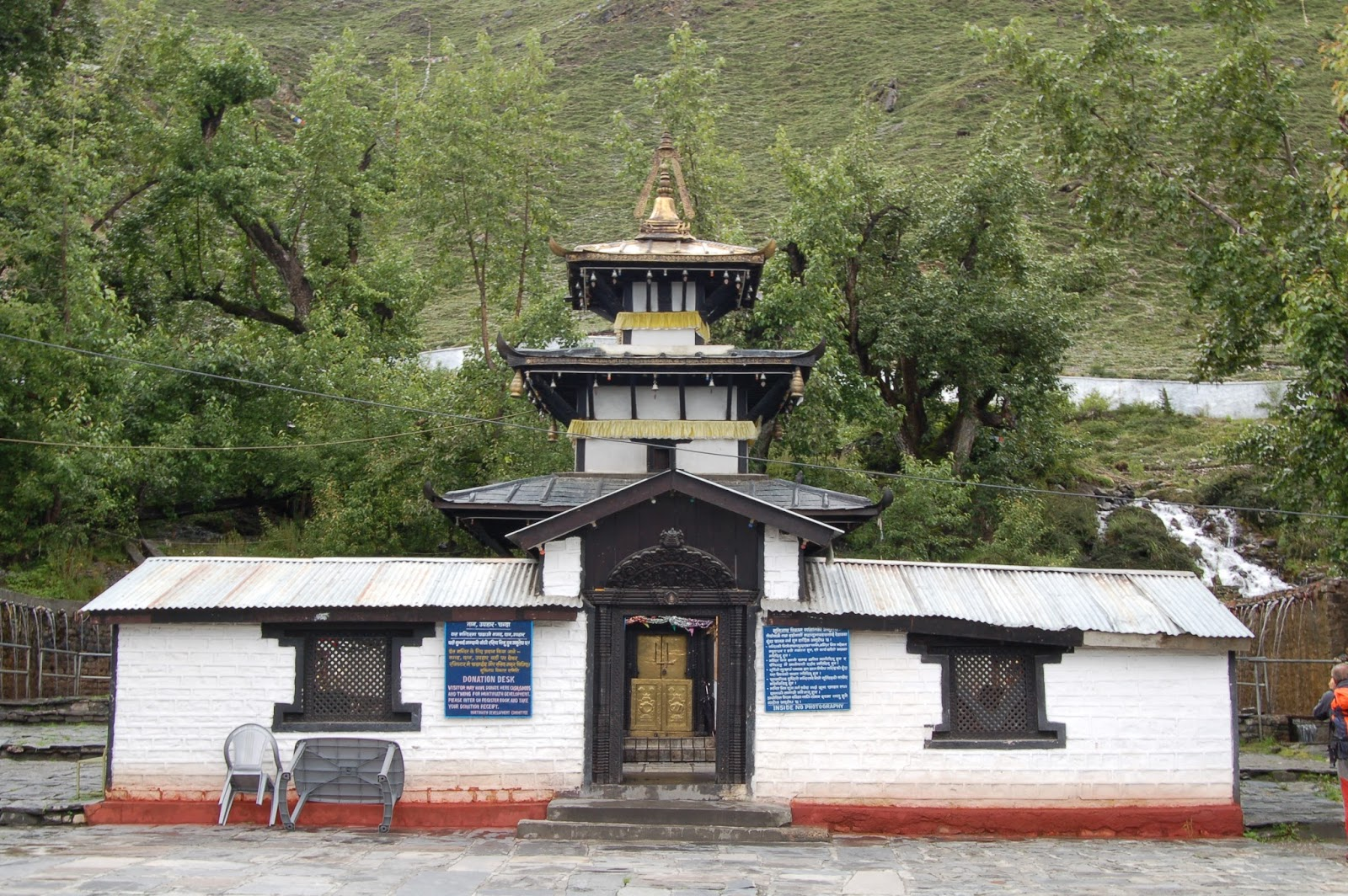 Image result for muktinath temple panorama