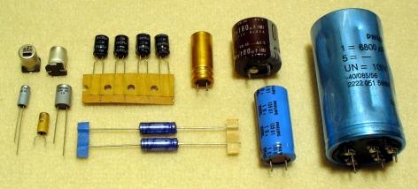 kondensator/kapasitor
