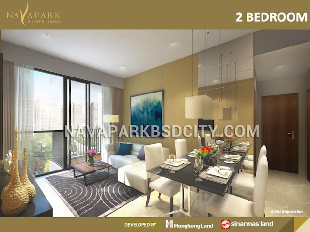 Marigold NavaPark 2 BR Suite