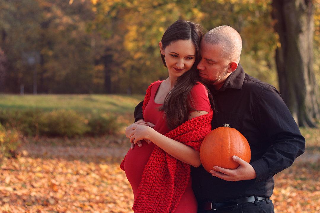 dynia ukulele jesień ciąża