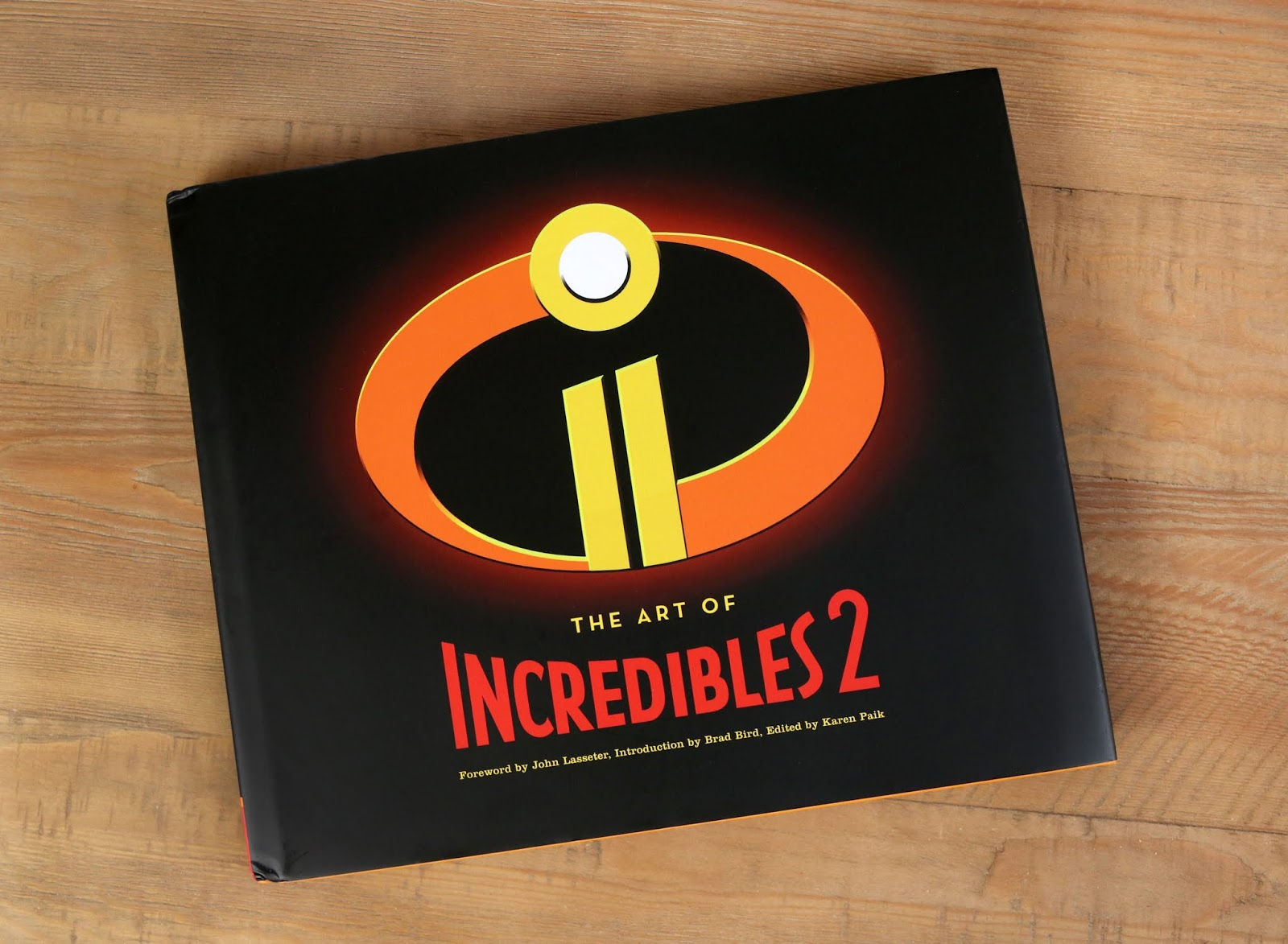 art of incredibles 2 inside look book review