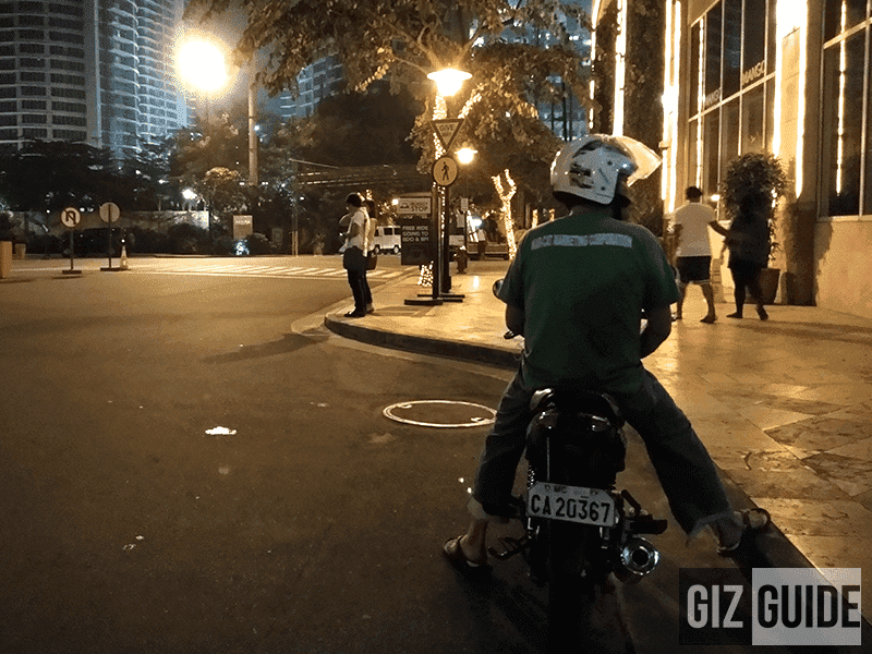 Main cam lowlight