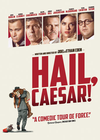Hail, Caesar! Movie Download HD Full Free 2016 720p Bluray thumbnail