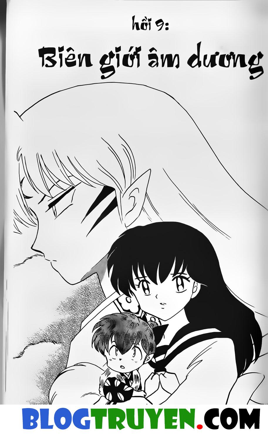 Inuyasha vol 30.8 trang 18