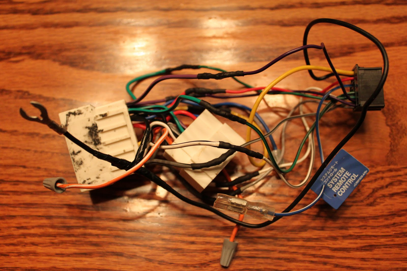 car radio wiring harness solder youtube car wiring harness kits bryan s blog soldering car stereo harness [ 1600 x 1067 Pixel ]