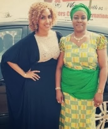 Image result for juliet ibrahim mother naijagists