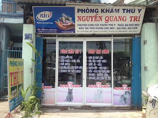 Khách sạn chó mèo Linh Trung