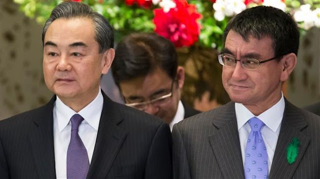 Japan, China agree on dangers of trade war for global economy