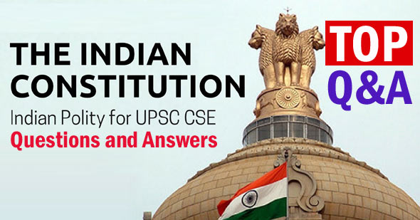 Constitution Development of India Questions
