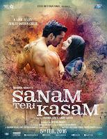 pelicula Sanam Teri Kasam (2016)