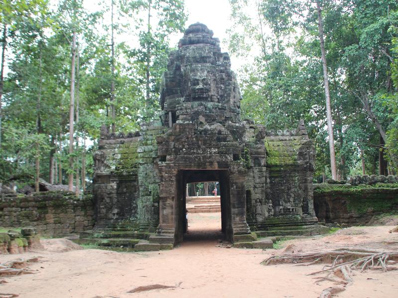 Ta Som Angkor Camboya