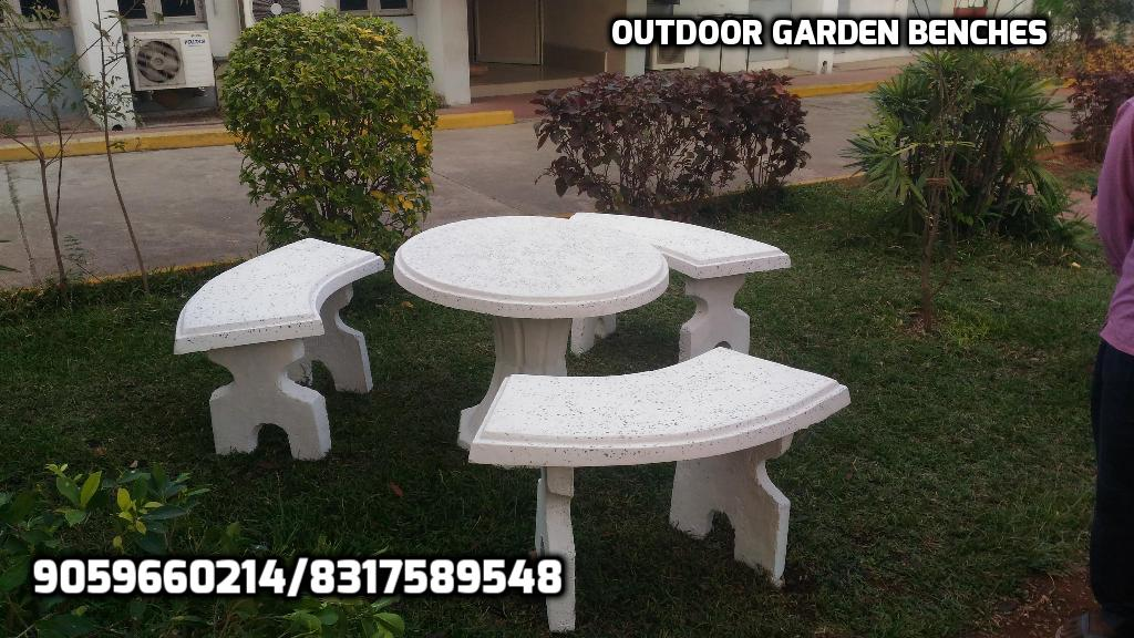 A1outdoor Furniture Is A Cement And Garden And Park Benches Dealers In  Hyderabad We Are The Best Outdoor Benches Manufacturers In Hyderabad Rcc  Benche And ...