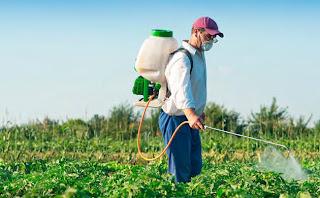 Resultado de imagen de contaminacion del aire agua y suelos por herbicidas y pesticidas