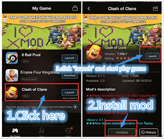XMODGAMES Android Apk