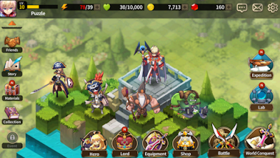 Download Fantasy War Tactics