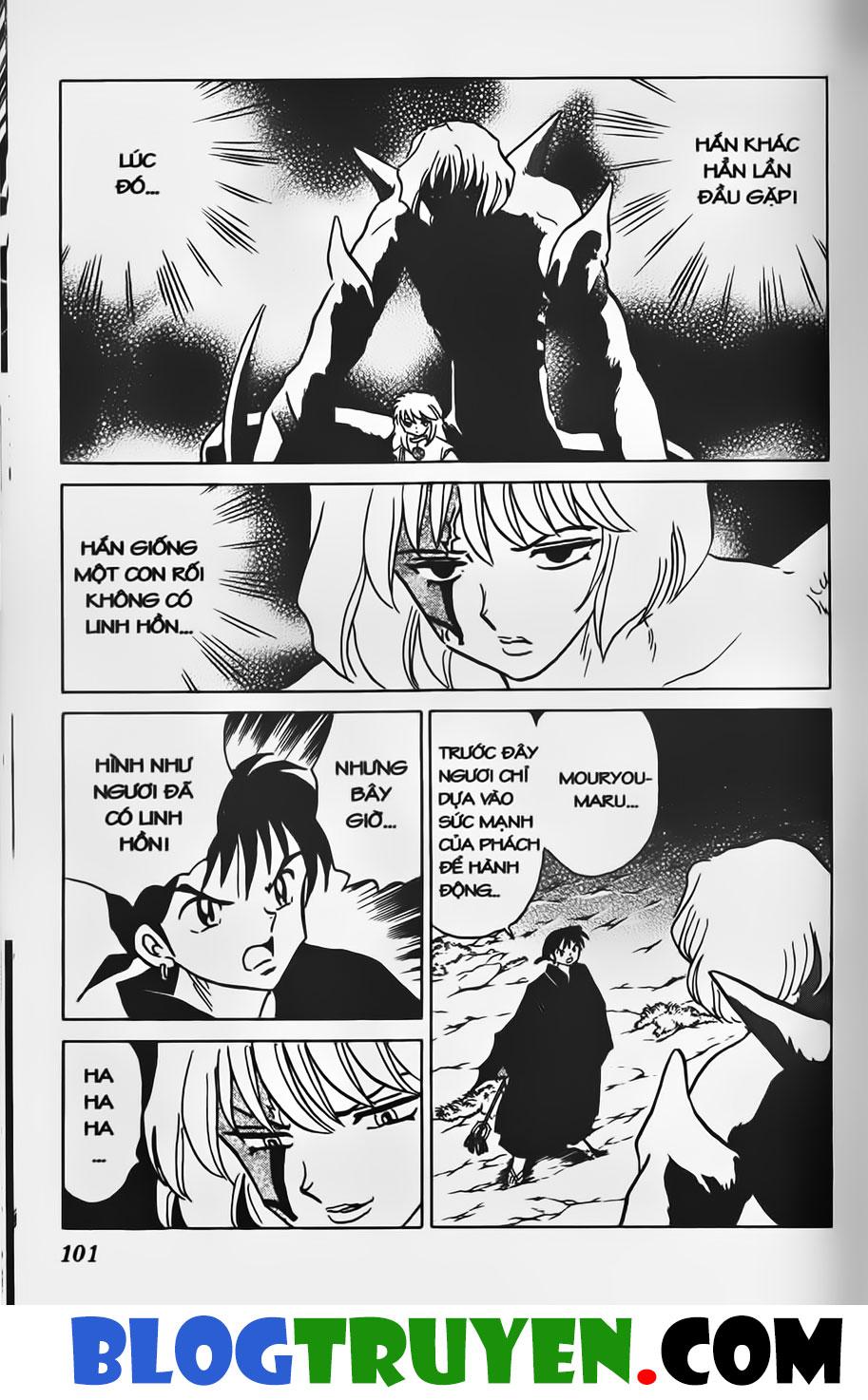 Inuyasha vol 37.6 trang 6