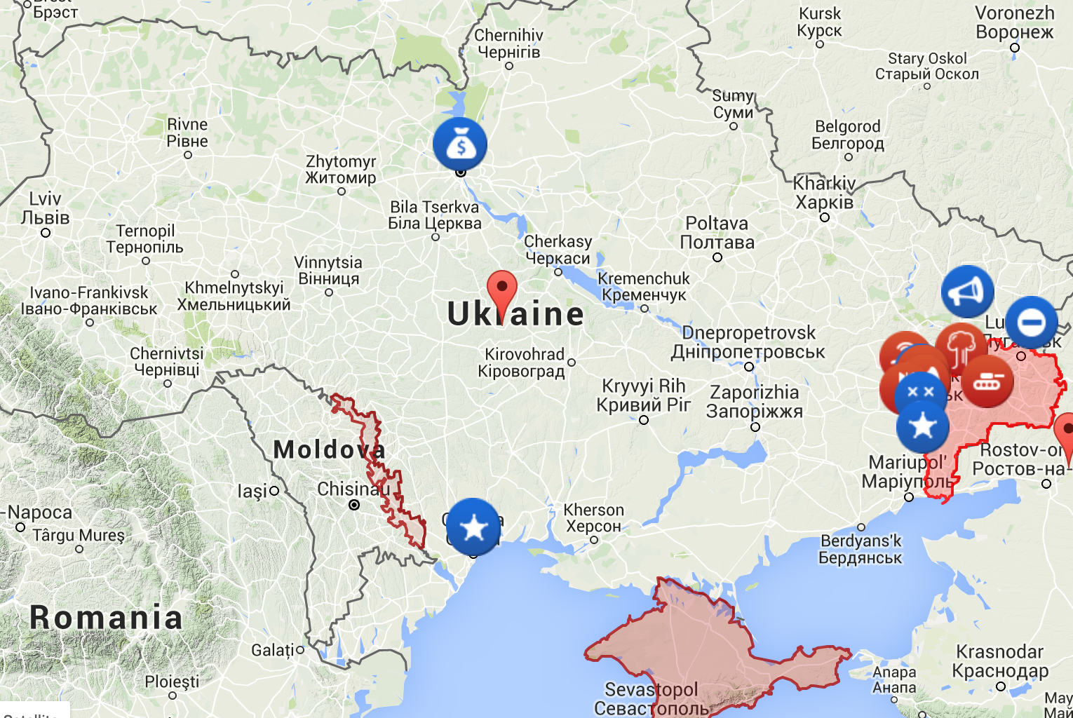 All quiet on the RussianUkraine front as deaths continue with