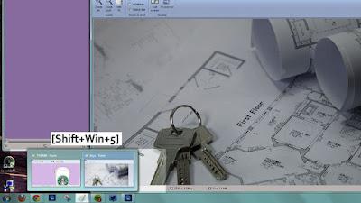 les secret cacher de windows