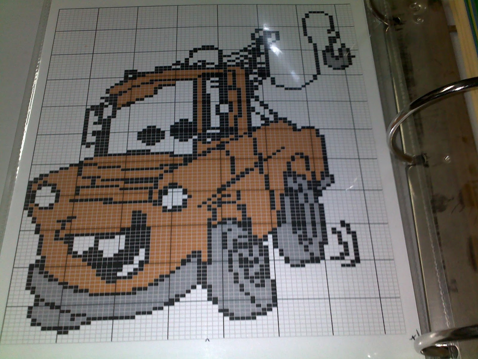 Crocheting And Life In General Graphghans Start And Finish