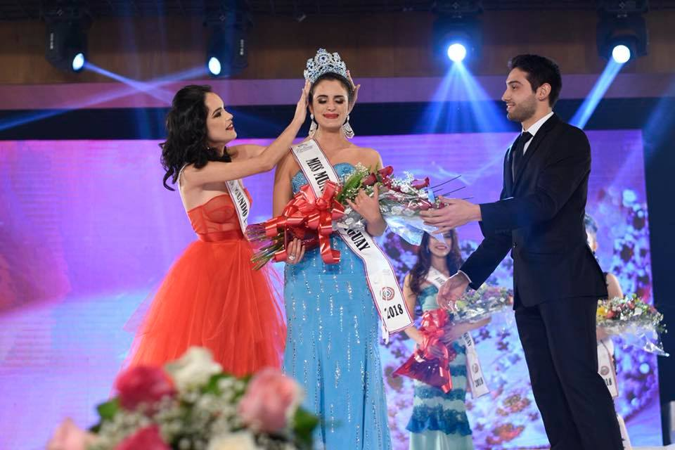 miss mundo world paraguay 2018 winner maquenna gaiarin diaz