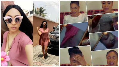 Tonto Dikeh's home breaker, Rosaline Meurer disables comments on her Instagram page