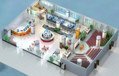 Office Layout Software Interior Design Plan Image Source Hldofficecom