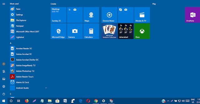 How to Start using Windows 10 – First Time Users / Newbie