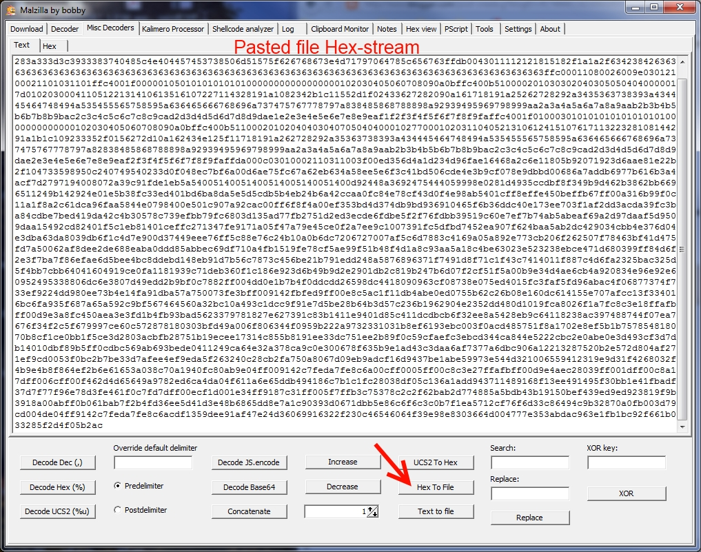 Something Security Related: Neat little find - Network forensics
