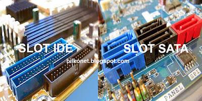 Komponen-Komponen Motherboard Beserta Fungsinya