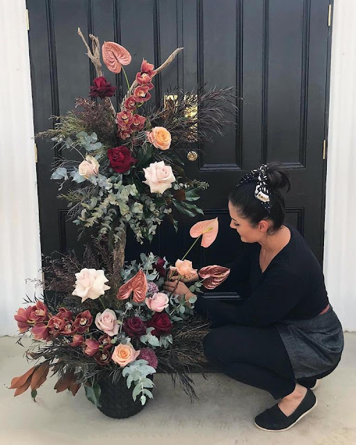 wedding flowers bridal bouquets flower installations adelaide weddings lyndoch