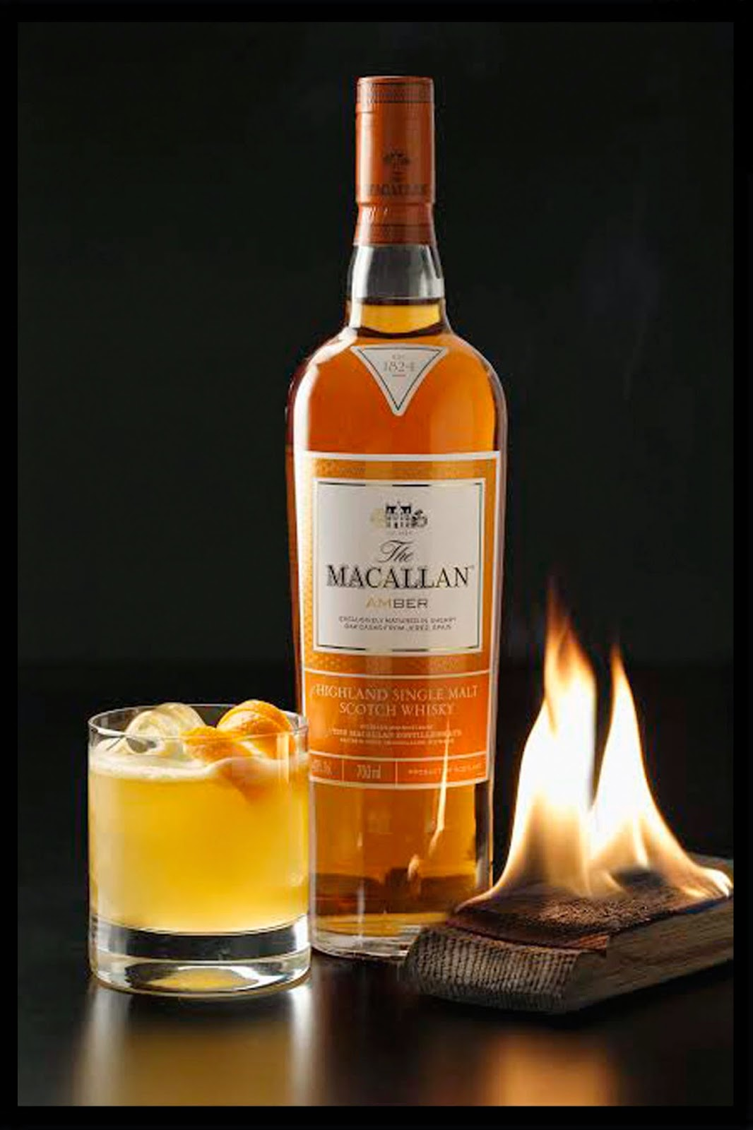 Whisky the macallan
