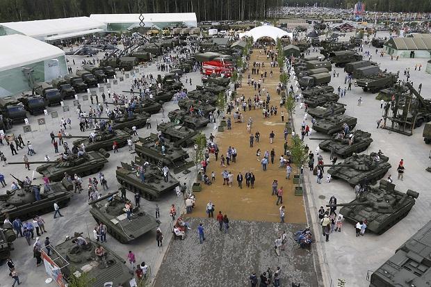 Pasukan Rusia Bisa Bikin NATO Kewalahan dalam 60 Jam