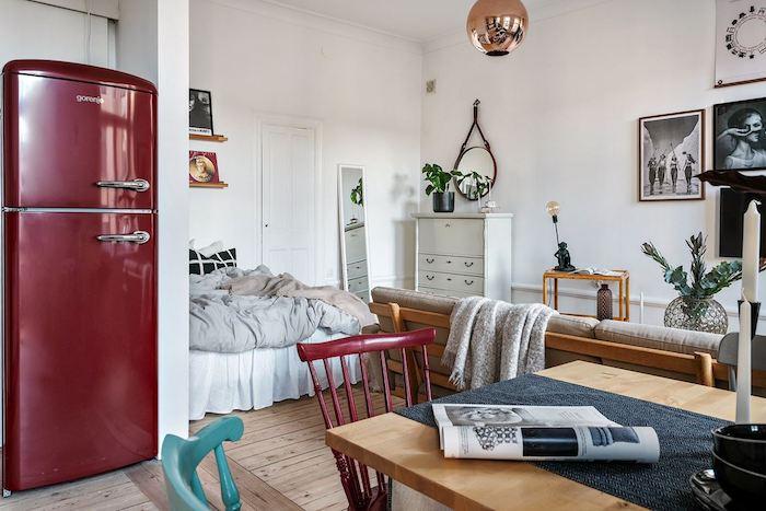 Como dar un aspecto juvenil y romántico a un apartamento antiguo