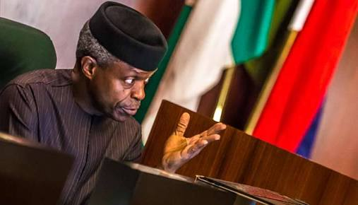 Details Of House of Reps Report Indicting VP Osinbajo
