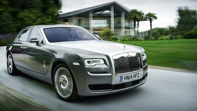 Rolls Royce Ghost Most luxurious car