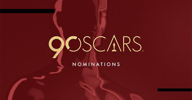 Oscar lần thứ 90 2018
