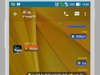 BBM Transparant Can Change Background V2.11.0.18 Apk Terbaru