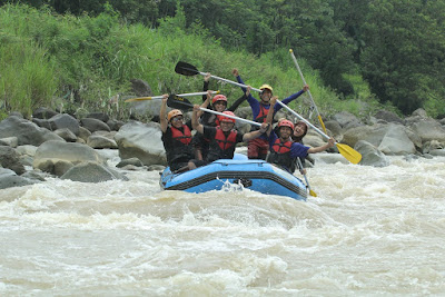 Progo Rafting