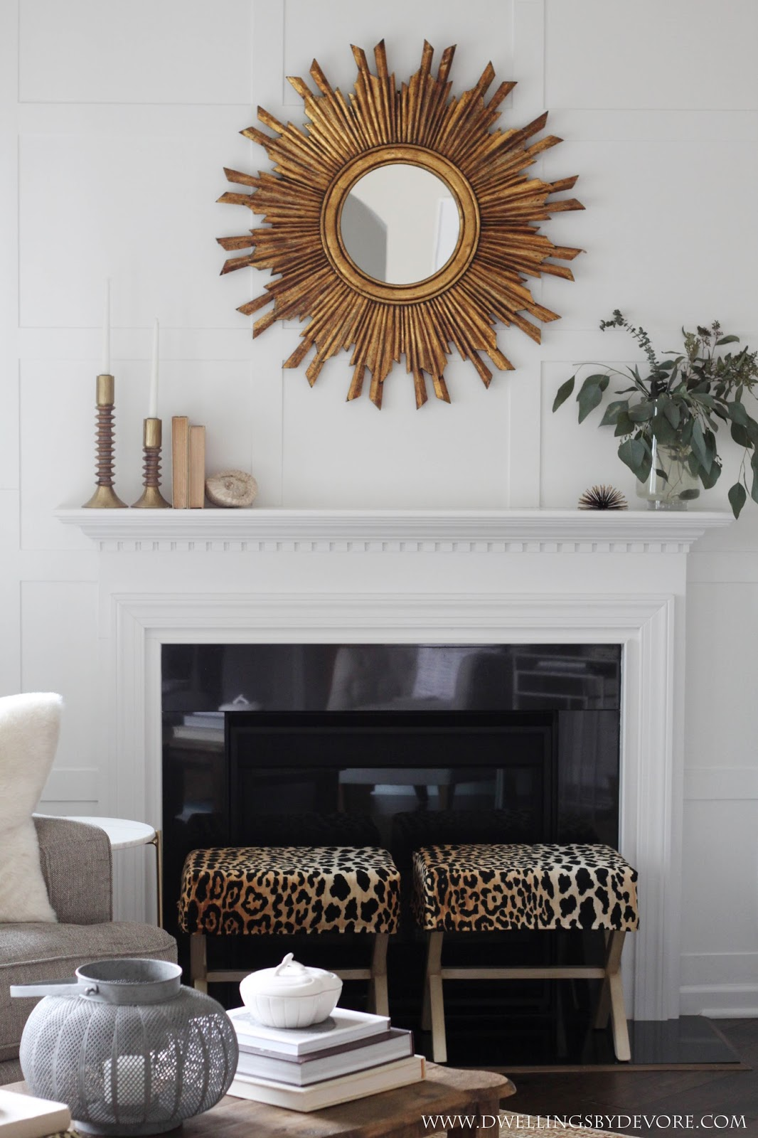 Dwellings By DeVore: Leopard X Benches