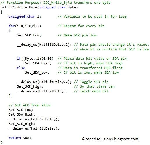 8051 i2c (bit banging) code + Proteus simulation | Saeed's Blog