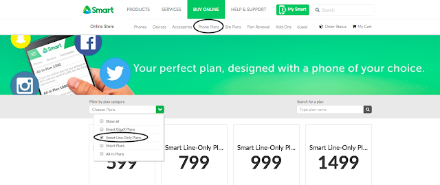 How to Apply for a Smart Postpaid Sim only Plan Online
