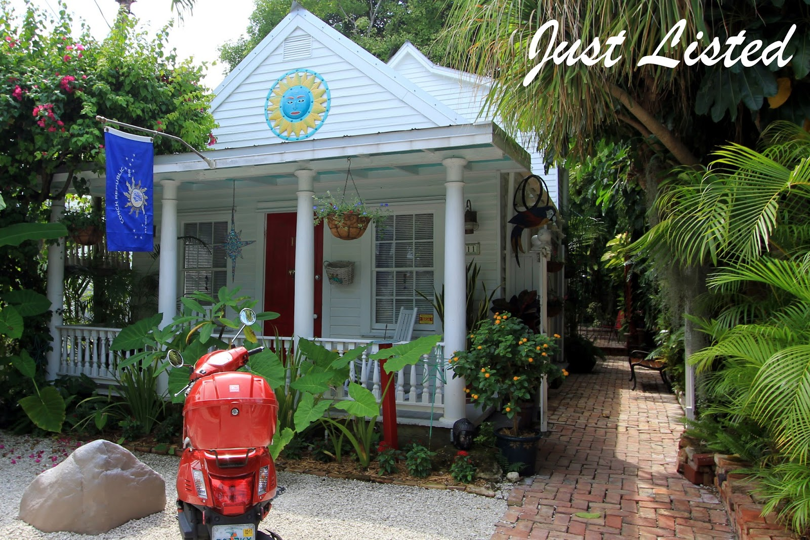 just listed 11 nassau lane key west i have written several blogs about the buyers who fell in love with 11 nassau lane and this little house even before - Garden House Key West