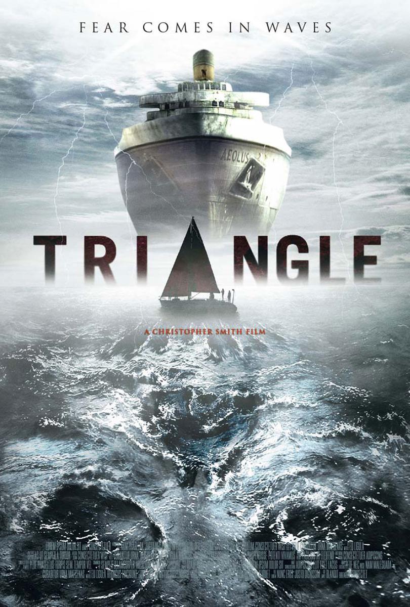 Poster do filme Triângulo do Medo