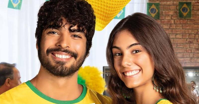 e48b75e4d1 Coração Verde Amarelo  Campanha promocional presenteia casais com camisas  personalizadas ~ Ceará é Notícia