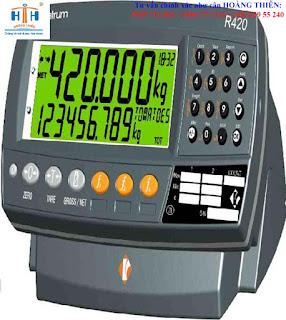 Đầu cân điện tử rinstrum r420 r620 giá rẻ tại HTH